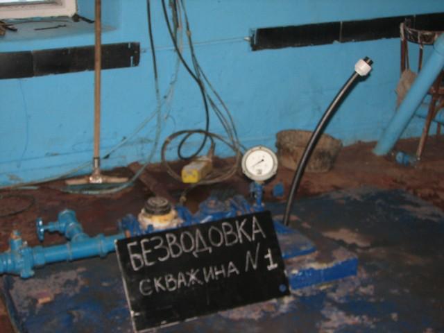 Пьезометр для скважин